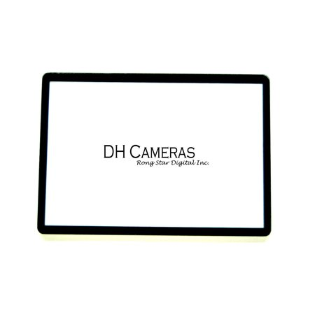 Canon EOS 60D 600D /Rebel T3i Outer LCD Screen Display Window Glass Replacement part (Canon 60d Spare Part)