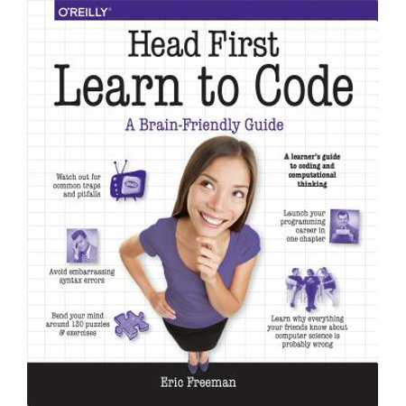 Head First Learn to Code - eBook