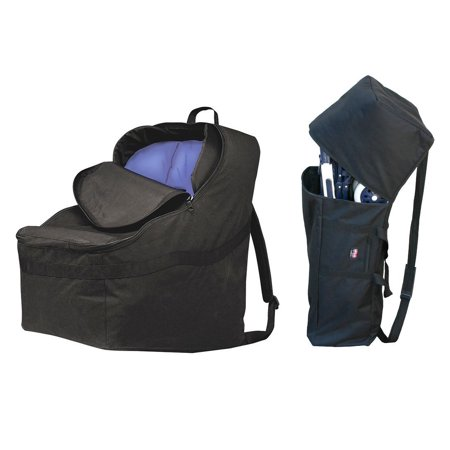 Jl Childress Ultimate Car Seat Padded Travel Bag Umbrella Stroller