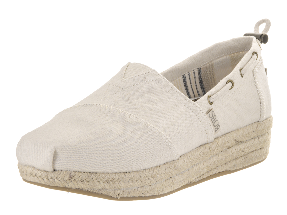 BOBS from Skechers Women's Highlights-Set Sail Casual Shoe