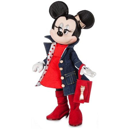 Disney Minnie Mouse Signature Doll Limited Edition New](Minnie Mouse Doll)