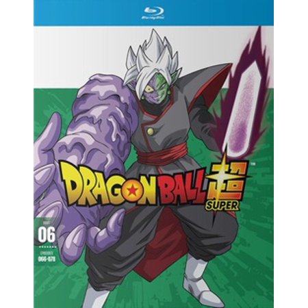 Dragon Ball Super: Part Six (Blu-ray) (Dragon Ball Super Part 2 Blu Ray)