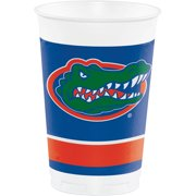 University of Florida Plastic Cups, 8pk by CREATIVE CONVERTING