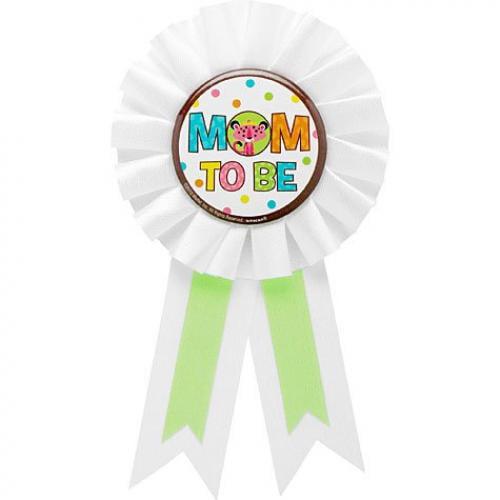 Amscan International Fisher Price Mum to Be Award Ribbon