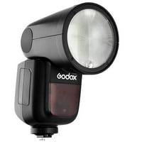Godox V1 Round Head Flash Speedlight for Canon