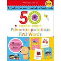 Scholastic Early Learners: 50 Primeras Palabras/First Words (Other)