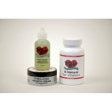 Barry Fletcher Stimulating Growth & Repair Kit (Best Products To Stimulate Hair Growth)