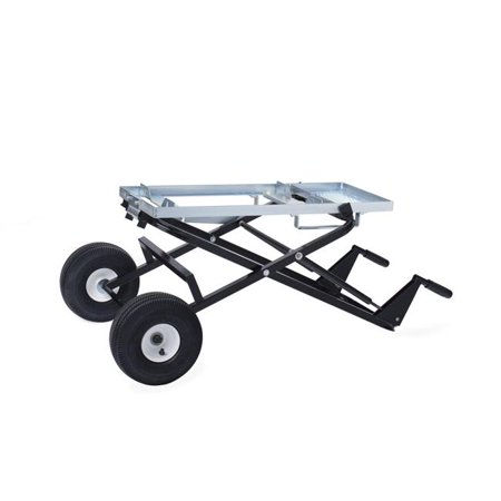Wheeler Rex Pipe Threader - Wheeler-Rex 60513 2 in. 8090 Collapsible Cart for Threaders