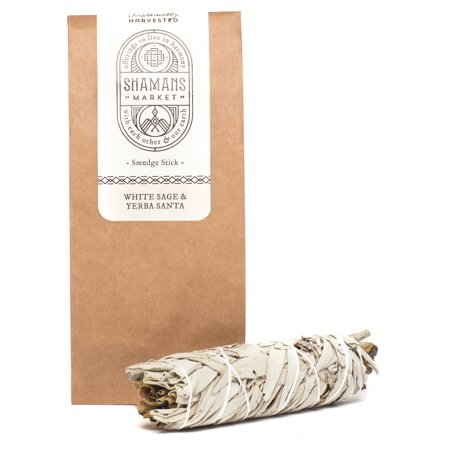 Yerba Santa & White Sage Incense Smudge Bundle 7 - White Sage Bundle