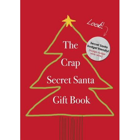 The Crap Secret Santa Gift Book