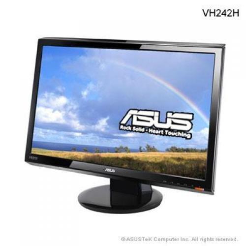 "ASUS 24"" Class Full-HD 1080p LCD Monitor, VH242H"