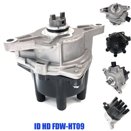 New Distributor w/Cap for 97-99 CL/98-02 Accord 3.0L V6 2997C GAS SOHC HT09