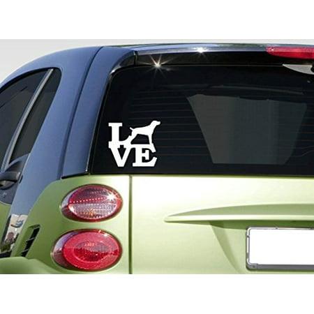 "Mt. Cur love 6"" STICKER *F245* DECAL squirrel hunting dog box hunting vest"