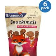 Barbaras Cookie Snackimal, Double Chocol