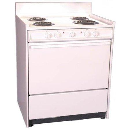 Brown - WEM210 - 30 Inch - Electric Range - Props Racks - Storage -