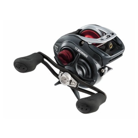 - Daiwa Fuego 100 High Speed Baitcasting Reel