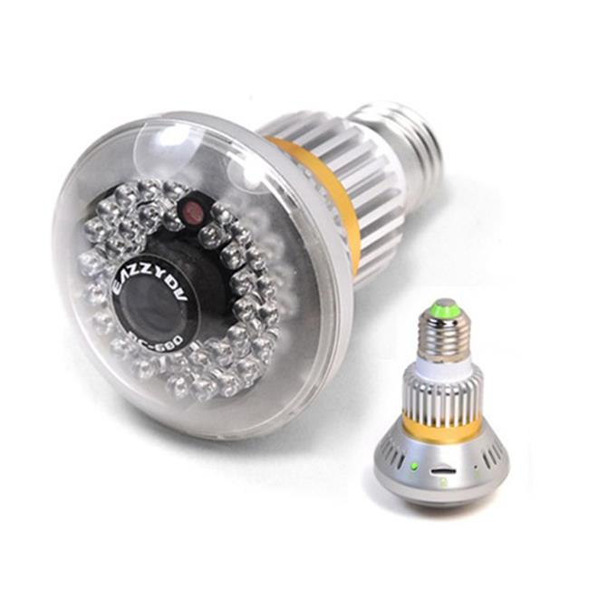 ANK Electronics D30520 0.25 in. CMOS sensor Night Visible Bulb CCTV Camera