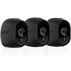 Arlo Protective Skins for Arlo Security Cameras - Set of 3 Skins - Black Love your Arlo cameras but white isn't quite your color? Need to place Arlo in more discreet places around the house? Or simply want a more fun Arlo? With these UV- and water-resistant silicone skins uniquely designed for the Arlo wireless camera, your favorite security camera can now blend in more easily with any environment — stylish or rugged. Your imagination will be the only limit to where Arlo can go.