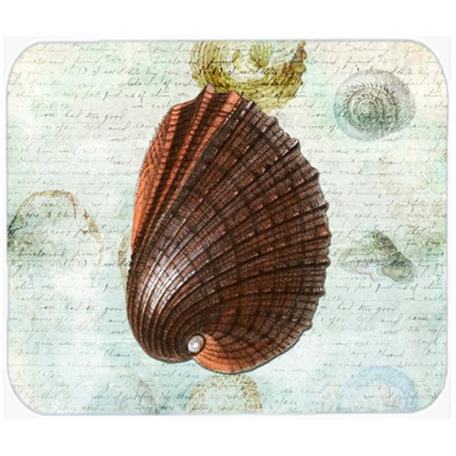 9.5 x 8 in. Shells Mouse Pad, Hot Pad Or Trivet