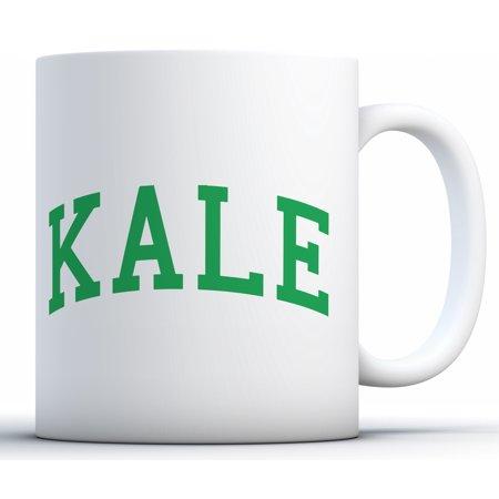 Awkward Styles Vegetarian Kale Mug Kale Coffee Mug Funny Vegan Gifts for Vegetarians Veganism Vegetarianism - Walmart.com