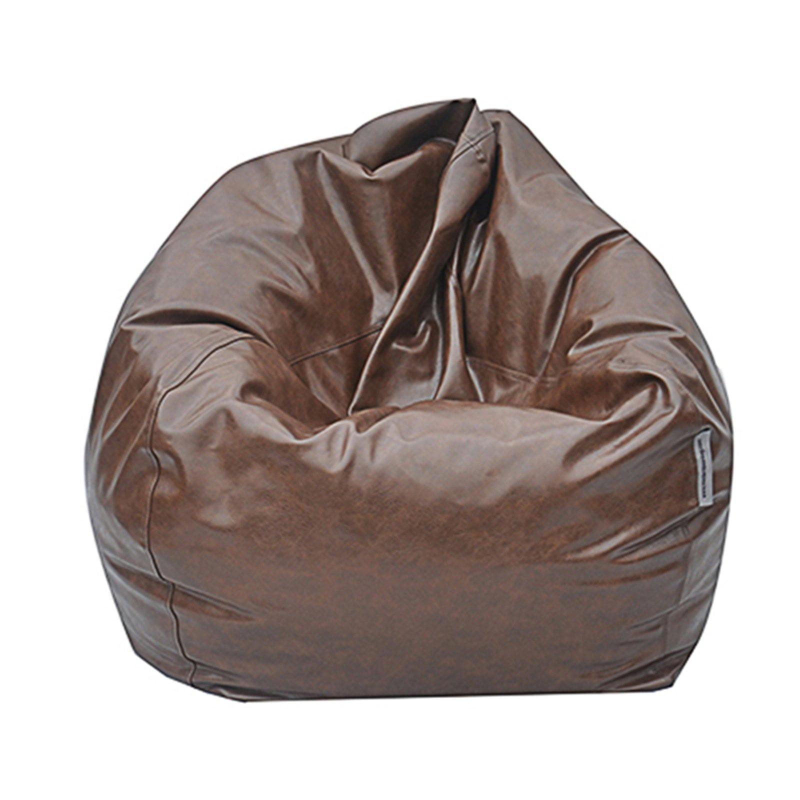 Modern Bean Bag The Big Pear Medium Bean Bag Chair