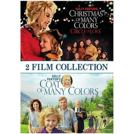 Dolly Parton's Coat of Many Colors / Christmas of Many Colors: Circle of Love (DVD)