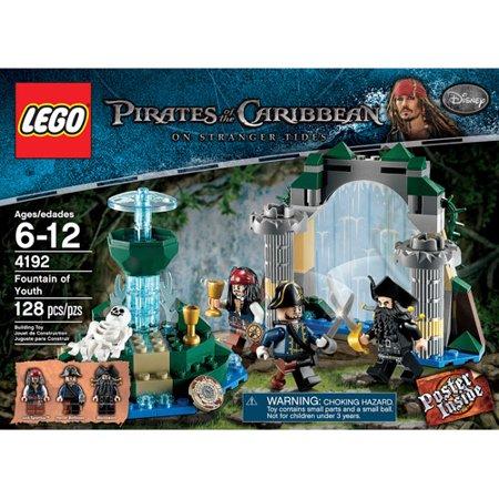 LEGO Pirates of the Caribbean Aqua de Vida - Hector Barbossa