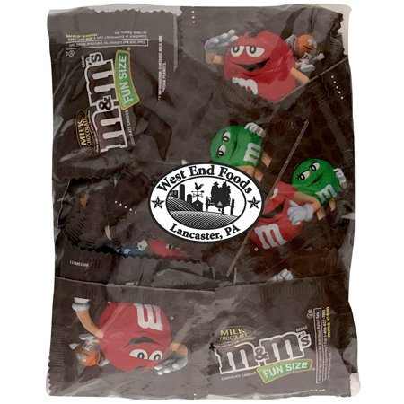 M&Ms Fun Size Milk Chocolate Bulk (1 Pound Bag)](M&m Fun Size)