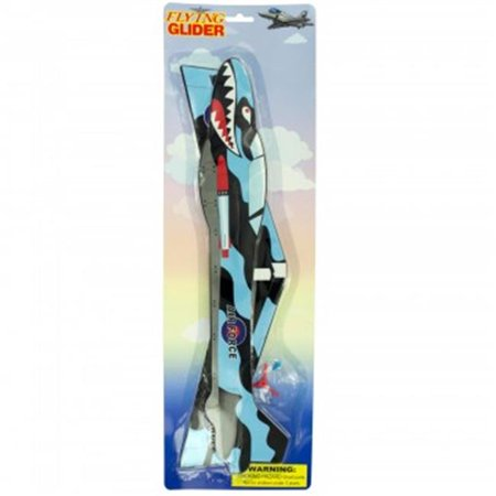 Bulk Buys OS185-96 Flying Foam Glider - 96 Piece ()