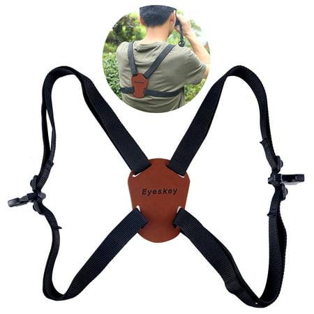 Eyeskey Universal Binoculars Harness Strap Quick Release Adjustable Strap for Binoculars Cameras (Best Rangefinder Camera For The Money)