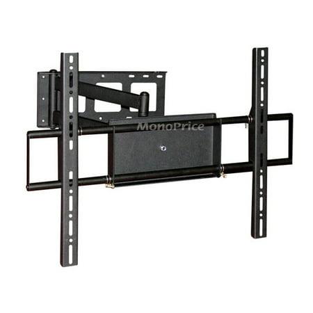 Corner Friendly  Full Motion Tv Wall Mount Bracket  Max 110 Lbs  37   70 Inch