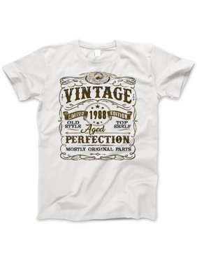 c5efcb4e Product Image 31st Birthday Gift T-Shirt - Born In 1988 - Vintage Aged 31  Years Perfection
