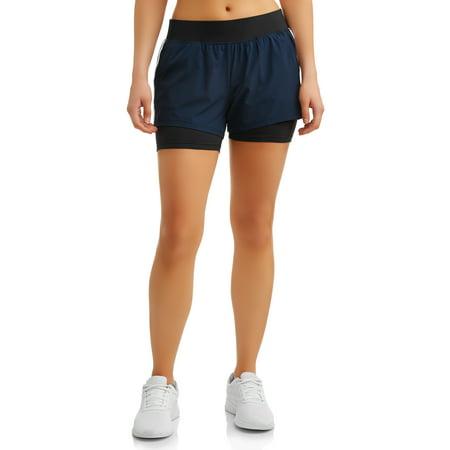 Nike Core Woven Short - Women's Active 2fer Woven Short