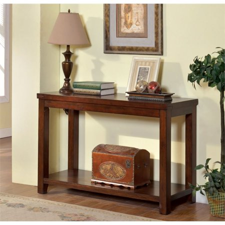 Furniture of America Granger Console Table in
