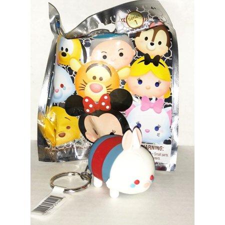 Disney Tsum Tsum Series 1 Figural Keyring White Rabbit