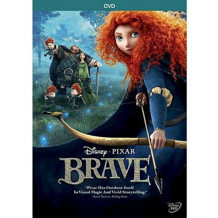 Brave (DVD) (Angus Brave)