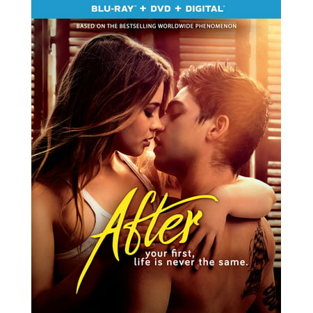 After (Blu-ray + DVD)