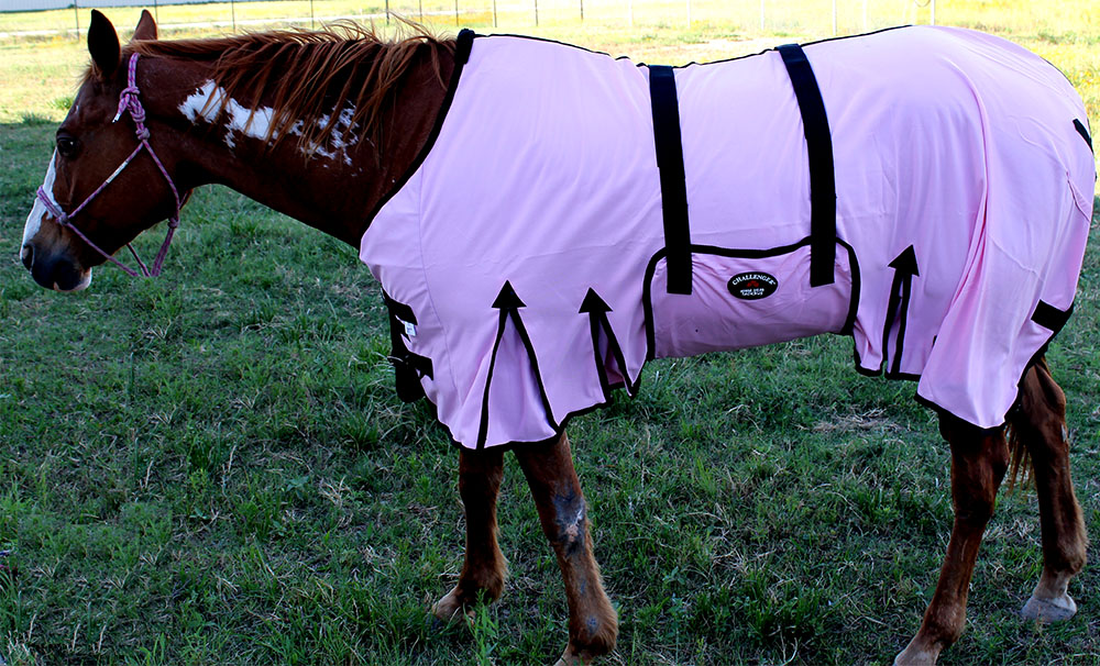 Horse Bug Mosquito Fly SHeet Summer Spring Airflow Mesh UV 73402 by