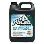 POLAR PO77AF6P Antifreeze Coolant,1 gal. G6082806