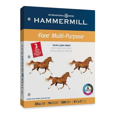 Hammermill Punched Fore Multipurpose Paper HAM103275RM