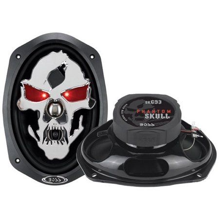 Boss Audio Audio SK693 - PHANTOM SKULL 600 Watt 6