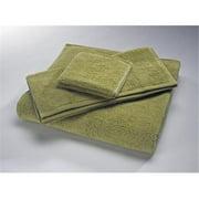 Home Source 10102TMG40 100 Percent Cotton Tub Mat - Bamboo