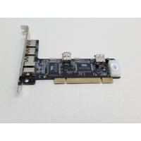 Refurbished Vantec UGT-UF100 PCI FireWire / USB Card