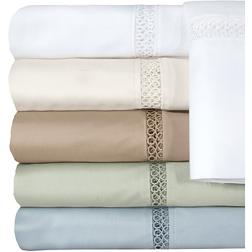Veratex Princeton Collection 300-Thread Count Bedding Sheet Set