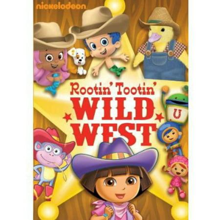 NICKELODEON FAVORITES-ROOTIN TOOTIN WILD WEST (DVD) (DVD)](Old Nickelodeon Game Shows)