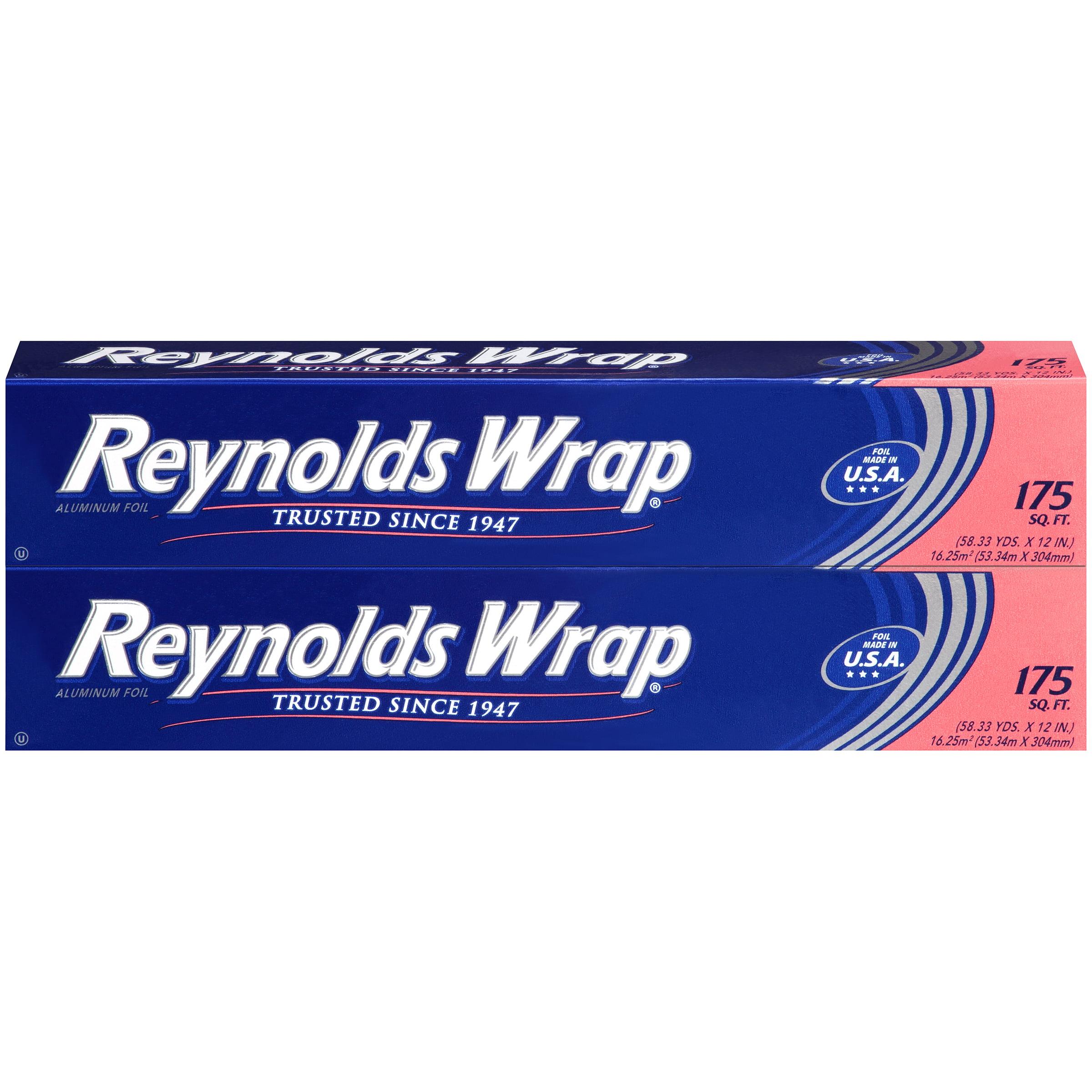 75 Square-Foot Roll Reynolds Aluminum Foil
