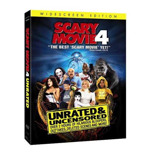 Scary Movie 4 (Unrated) (Unrated)