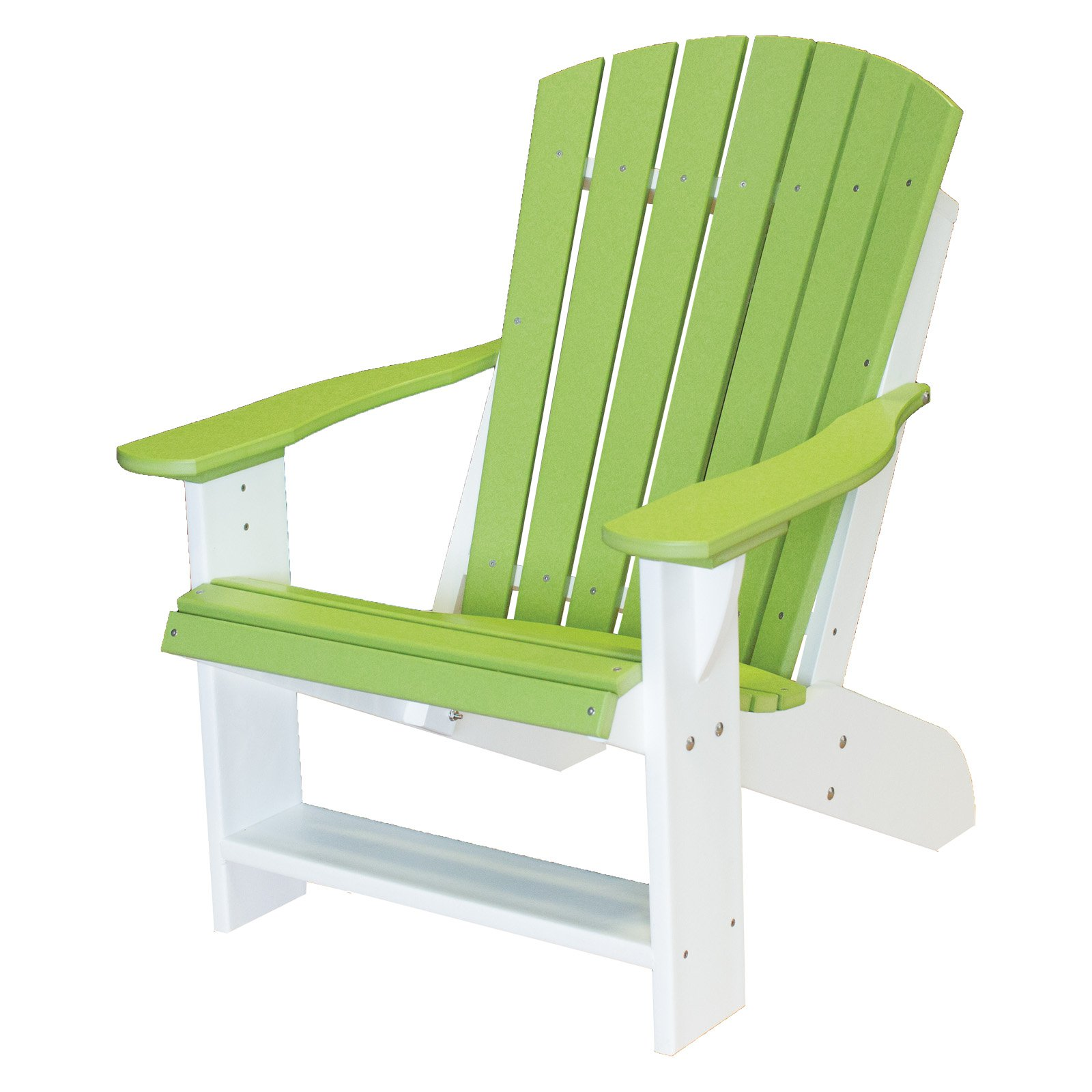 Amazing Wildridge Wildridge Two Tone Recycled Plastic Adirondack Andrewgaddart Wooden Chair Designs For Living Room Andrewgaddartcom