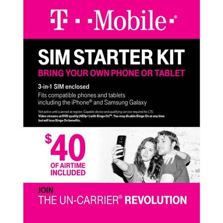 T-Mobile Activation Kit