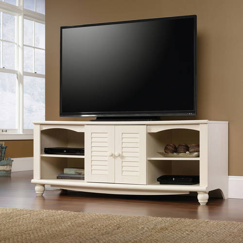 Sauder Harbor View Entertainment Credenza for TVs up to 60\ by Sauder Woodworking Co